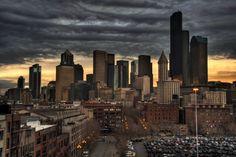one of my favorite cities-Seattle (taken by Sean Ogle) #seattle
