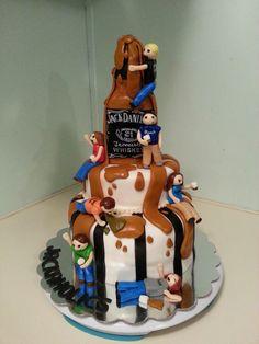 Jack Daniels cake!