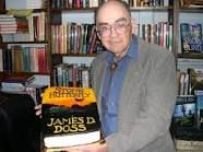 James Doss, creator of the Charlie Moon mysteries. Love him.