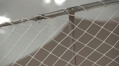 How to Install Lifeline Netting on a Boat