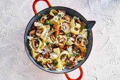 Je hebt maar een paar ingrediënten nodig voor een heerlijke pasta.- Recept - Allerhande