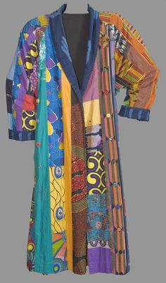 Image result for Rachel Clark quilted garments