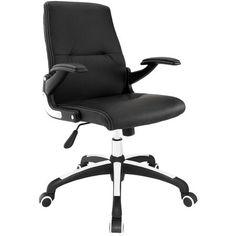 Modway Premier Highback Office Chair, Multiple Colors, Black