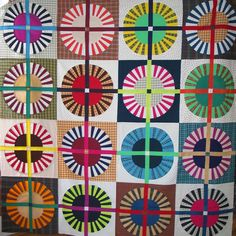 WHEEL OF FORTUNE QUILT                PC