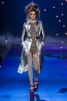 Marc Jacobs Spring 2017 Ready-to-Wear Fashion Show - Kendall Jenner