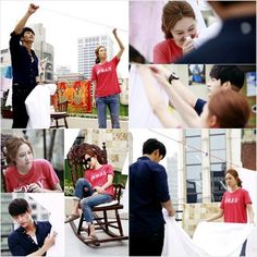"""Seo In Gook and Gong Hyo Jin - """"Master's Sun"""""""