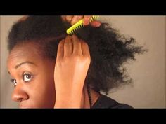 Can't braid?...No problem! Braiding pattern for crochet braids and weaves - YouTube