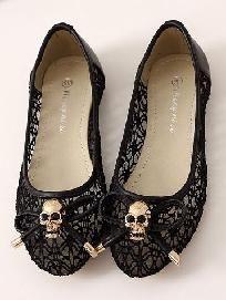 skull flats