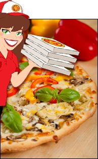 PIZZAMANIA! Don't pretend you don't NEED to click this. IT'S GUILT-FREE PIZZAAAAAAAAAAAA....