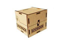 Caja cube