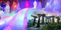 [20%off]Admission Ticket To 2 Degree Ice Art at Marina Bay Sands + Gardens By The Bay  >>  http://www.coupark.com/singapore-deal/111509/ice-art.html