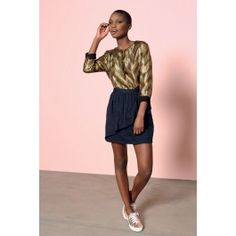 blouse silvio dore @ DES PETITS HAUTS