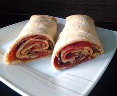 Rezept Pizzarolle / Low Carb Sis glutenfrei von g-team23 - Rezept der Kategorie Backen herzhaft