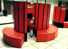 Cray Super Computer - Billy keeps pushing buttons? Give him a keyboard!