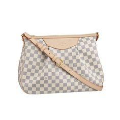 Louis Vuitton White Shoulder Bag 108