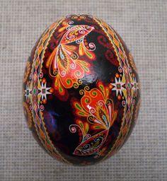 Pysanka Pysanky from Ukraine Chicken Easter Egg by Oleh.