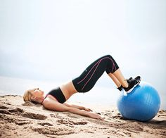 Post-Pregnancy Exercises - Best Exercises to Do After Giving Birth- I'll need this one day!
