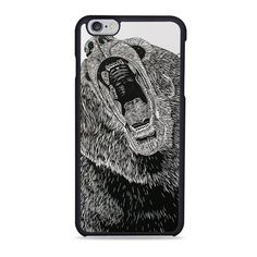 Illustration Art Animals iPhone 6 Case
