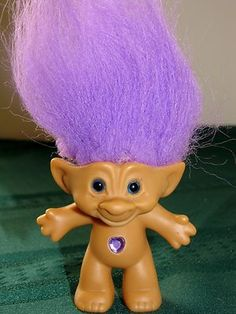 1992 Pressman Treasure Trolls By Aailjeansstuff On Etsy 16 50 Living My Childhood All Over Again Pinterest And