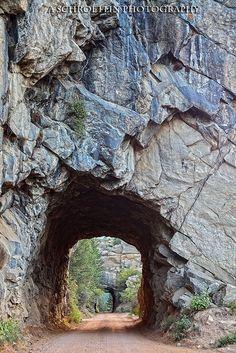 11 Mile Canyon in Teller County, Colorado