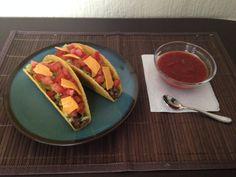Los tradicionales Tex-Mex Crispy Tacos!!!