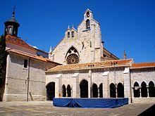 Palencia - Iglesia de San Francisco