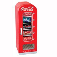 Coca-Cola Retro Vending Fridge