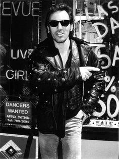 Bruce Springsteen - Go Go Dancing