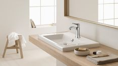 What does your dream bathroom look like? Classic, timeless and with a feel-good environment? Design your bathroom using Metris Classic.