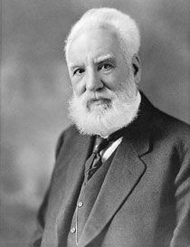 alexander graham bell | Alexander Graham Bell Facts for Kids - Telephone, Inventions, Quotes