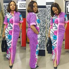 3137fb9cc11b3 Mode Africaine Robe, Robe En Pagne Africain, Styles Vestimentaires Africains,  Mode Korité,