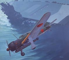 "Navy Carrier Attack-bomber ""TENZAN"" [JAPAN Navy]"