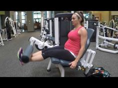 5 WEEK BUMP THIS WORKOUT: DAY 16 LEGS - Fitness Food Diva