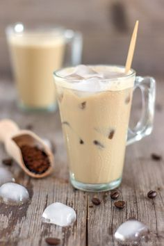 Easy 1 Minute Instant Iced Coffee Picture