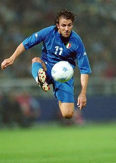 Alessandro Del Piero - Uno de los mejores jugadores en la historia de Italia y de la Juventus
