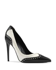 Gucci Gia Spectator High Heel Pumps | Bloomingdale's