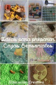 cajas Montessori Trays, Montessori Preschool, Preschool Age, Montessori Materials, Reggio Emilia Classroom, Baby Learning, Sensory Play, Happy Kids, Preschool Activities