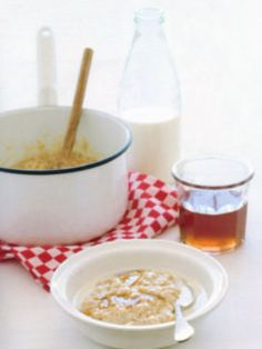 Porridge # when I was a kid I remember eating it for breakfast b4 school in the winter time.