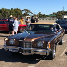 "Tony on Instagram: ""1971 Pontiac Grand Prix SJ 455 @thebendocolimo"" Pontiac Cars, Chevrolet Corvette, 70s Cars, Pontiac Bonneville, Pontiac Grand Prix, American Muscle Cars, Car Photos, Car Garage, Buick"