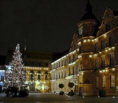 Weihnachten am Düsseldorfer Rathaus  ©Paulo Claro  http://piqs.de/regeln-zur-verwendung-der-fotos/