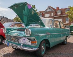 Wikimedia Commons, Vintage Cars, Dream Cars, Classic Cars, How To Memorize Things, German, Europe, Vehicles, Antique Cars