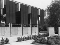 University of Oxford, St Catherine's College (1963-64) | Arne Jacobsen