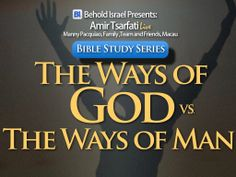 The Ways of GOD vs The Ways of Man - Part 1 - God is not a Lucky Charm - Amir