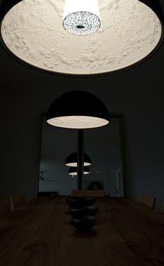 projevve mimarlık - ulus evi -aydınlatma