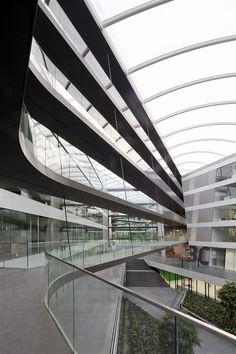 aquí Menos que Arco iris  20+ Interior | Adidas Office ideas | interior, office interior design,  office interiors