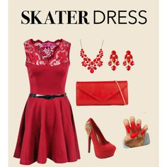 sexy night.... by bsenid on Polyvore featuring polyvore, fashion, style, Boohoo, Red Circle, ALDO and Style & Co.
