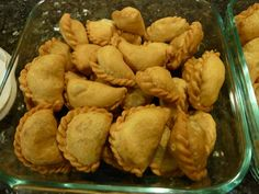 Elly Never Forgets: Karipap ( Malaysian curry puff)