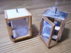 garde-manger miniature