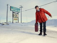 Exclusive: Watch the First 7 Minutes of FX's 'Fargo' Now [I freakin' love Martin Freeman.]