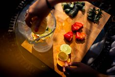 How to make the perfect pitcher of Pimm's No.1 Cup — Postcards from Hawaii Summertime Drinks, Summer Drinks, Pimms Cocktail, Fruit Scones, Fresh Mint Leaves, Mixed Fruit, Ginger Ale, 1 Cup, Oysters